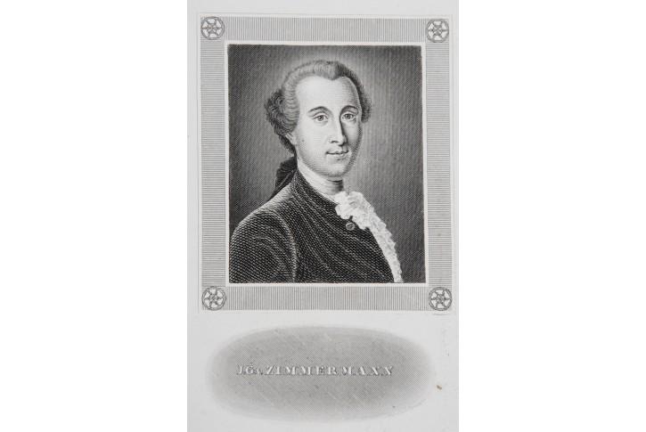 Zimmermann Johann G. Ritter von, oceloryt , (1850)