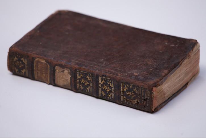 Rabener G.W.: Satiren Theil 3.... Carlsruhe 1775