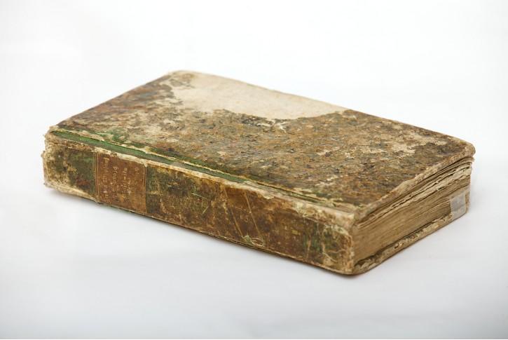 Wyobrazenj Služebnjku  Božjch I.. Praha 1817