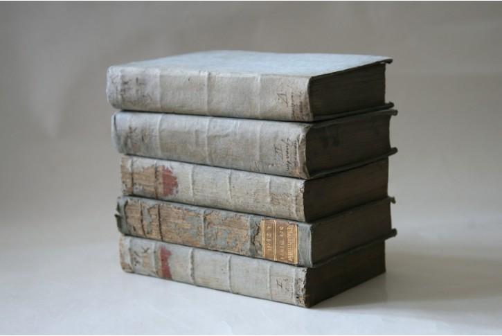 NIEMEYER : Charakt  Bibel I.-V., Prag 1786