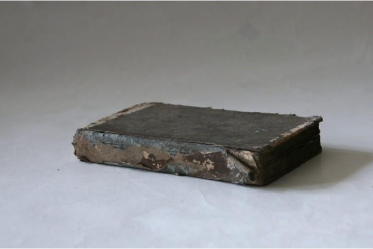 Vrána Š.B.: Hystorye biblická, Budějovice 1821